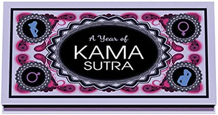 A Year Of Kama Sutra KG-BGR01