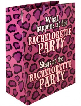 Bachelorette Party Gift Bag K-GB379