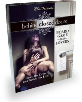 The Original Behind Closed Doors- Board Game For Lovers