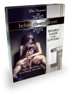 The Original Behind Closed Doors- Board Game For Lovers LG-BCD011