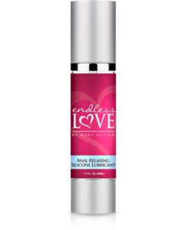 Endless Love Anal Relaxer Silicone Lubricant