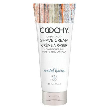 Coochy Oh So Smooth Shave Cream- Coastal Haven- 12.5 oz COO1013-12