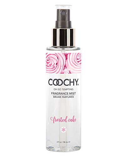 Coochy Oh So Tempting Fragrance Mist- Frosted Cake- 4 oz. COO3003-04