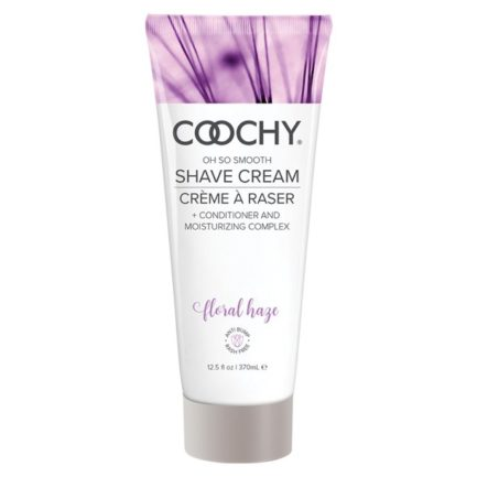 Coochy Oh So Smooth Shave Cream- Floral Haze- 12.5 oz COO1004-12