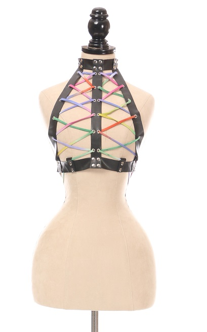 Lace-Up Front Harness DASHAR-86