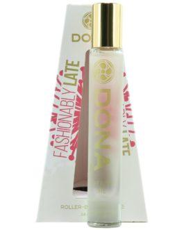 DONA Fashionably Late Roller-Ball Perfume- .34oz