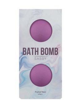 "DONA Bath Bombs- ""Sassy""- Tropical Tease- 2 Pack"