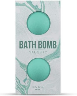 "DONA Bath Bombs- ""Naughty""- Sinful Spring"