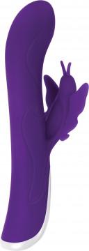 Evolved Twirly Butterfly- Purple EN-RS-2926-2