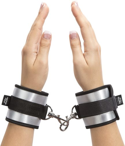 Fifty Shades Of Grey 'Totally His' Soft Handcuffs FS-52413
