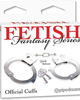 Fetish Fantasy Series Official Cuffs