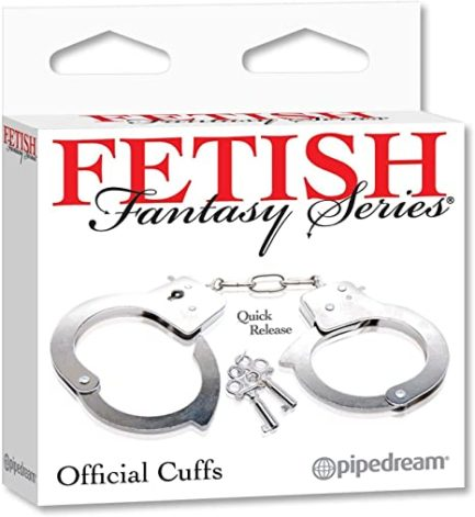 Fetish Fantasy Series Official Cuffs PD3805-00