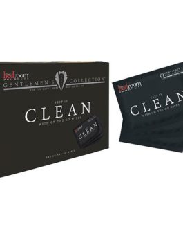 Gentlemen's Collection On-The-Go Clean Wipes