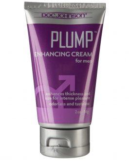 Plump Enhancement Cream for Men – 2 Oz. – Boxed