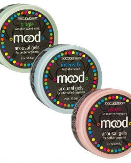 Mood Arousal Gels – Warm, Tingle, Intensify