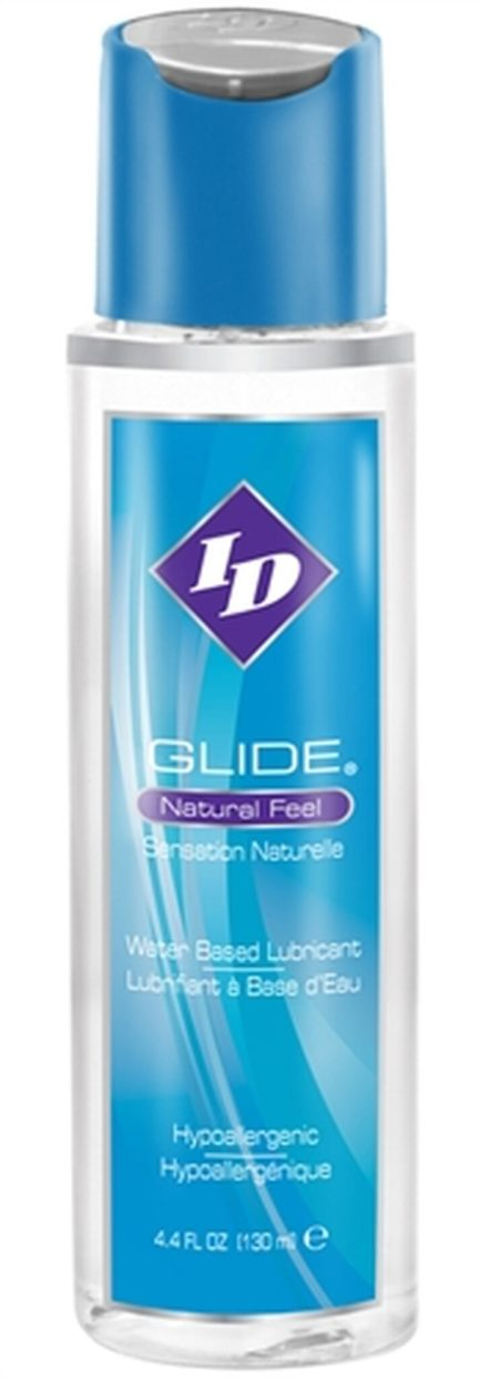 ID Glide Natural Feel Water-based Lubricant- 4.4 oz. ID-GLD-04