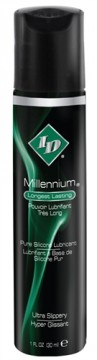 ID Millenium Long Lasting Personal Lubricant- Pure Silicone 1oz