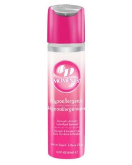 ID Moments Hypoallergenic Sensual Lubricant- 2.2 oz.
