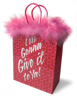 I'm Gonna Give It To You Gift Bag