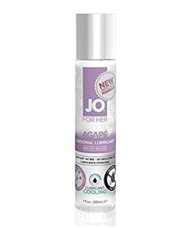 JO Agape Cooling Personal Lubricant- 2 oz.