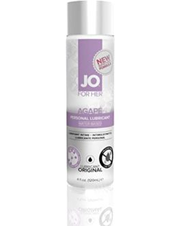 JO For Her Agape Personal Lubricant- Original- 4 oz.