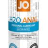 JO H2O Anal Personal Lubricant- Cooling- 2 oz. ID-BCK-02