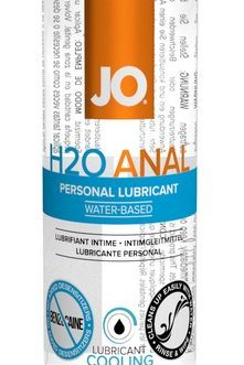 JO H2O Anal Personal Lubricant- Cooling- 2 oz.