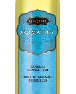 Kama Sutra Aromatics Sensual Massage Oil- Serenity- 8 oz.