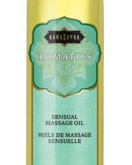 Kama Sutra Aromatics Sensual Massage Oil- Soaring Spirit 8oz.