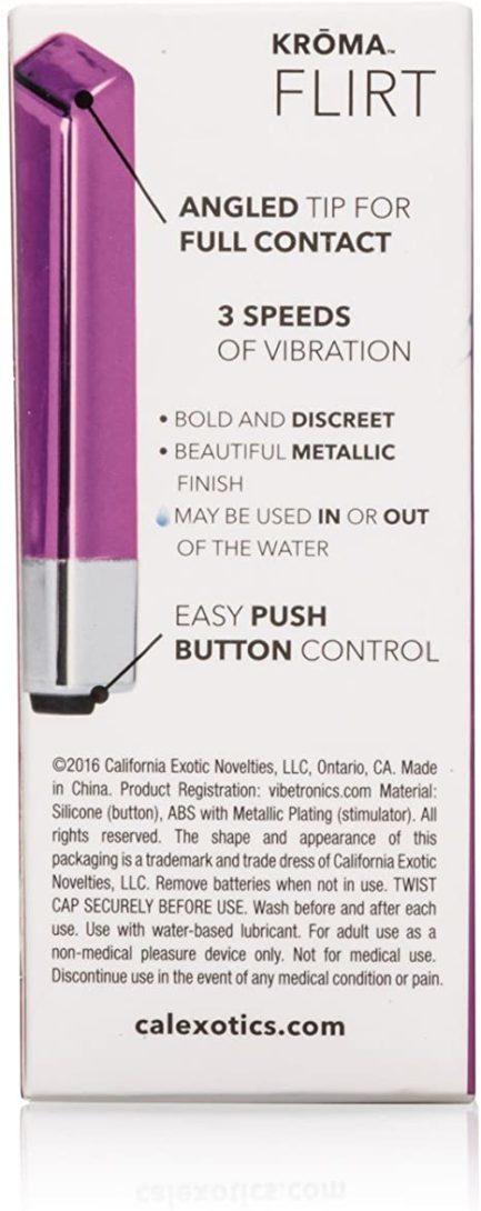 Calextics Kroma Flirt Mini Vibrator SE-0064-10-3