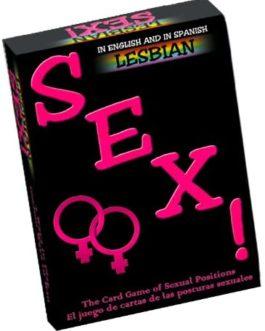 Lesbian Sex Card Game