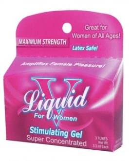 Body Action Liquid V For Women- 3 Pack