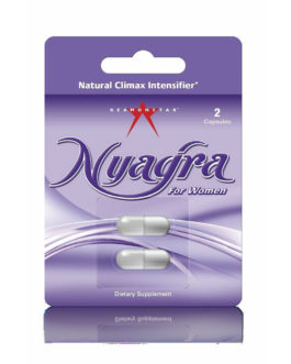 Nyagra Natural Climax Intensifier