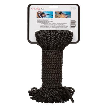 Scandal BDSM Rope- Black- 98.5 ft