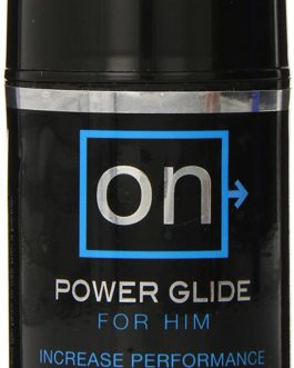Sensuva ON Power Glide For Him- 1.7 oz.