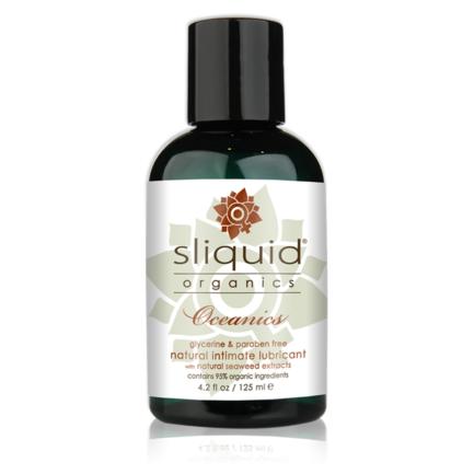Sliquid Organics Oceanics Natural Intimate Lubricant- 4.2 oz. SLIQ081