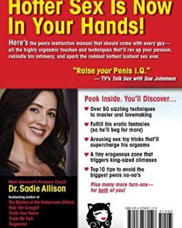 Tickle His Pickle By Dr. Sadie Allison