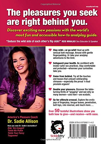 Tickle My Tush By Dr. Sadie Allison 9780970661142