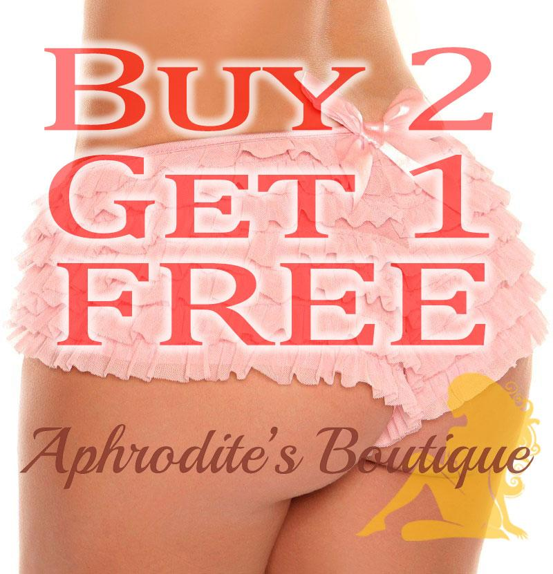 You are currently viewing Ruffled Bow Panties Buy 2 Get 1 Free