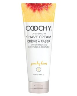 Coochy Oh So Smooth Shave Cream- Peachy Keen- 7.2 oz