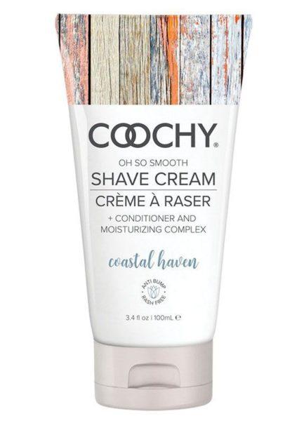 Coochy Oh So Smooth Shave Cream- Coastal Haven- 3.4 oz COO1013-03