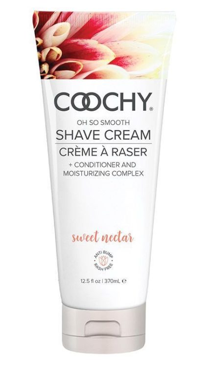 Coochy Oh So Smooth Shave Cream- Sweet Nectar- 12.5 oz COO1006-12