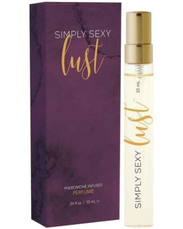 Simply Sexy Lust Pheromone Infused Roller-ball Perfume- .34 oz